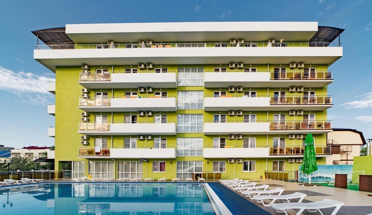 Отель «Relax» Краснодарский край, фото 1