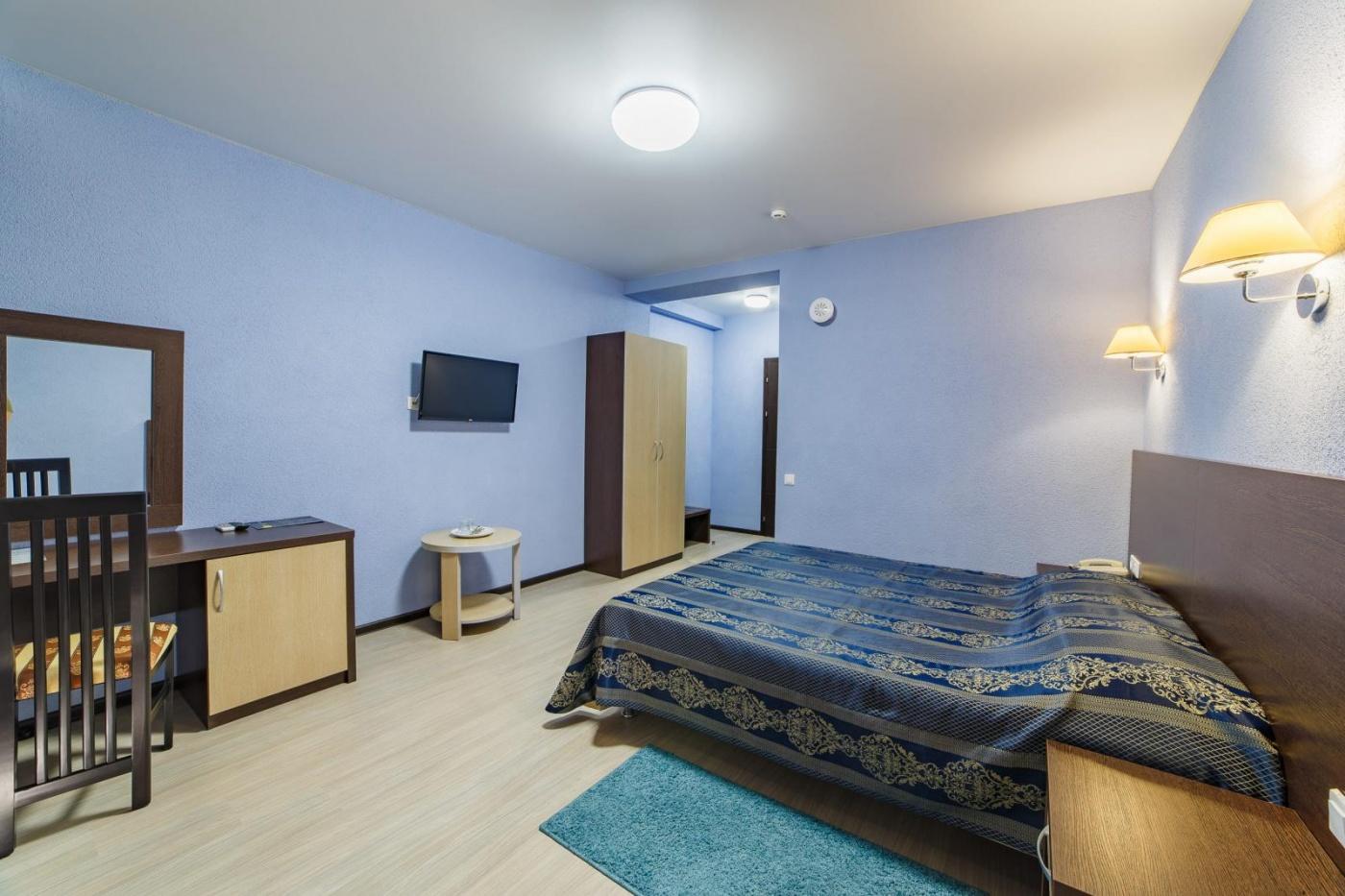 Отель «Relax» Краснодарский край Standard без балкона, фото 2