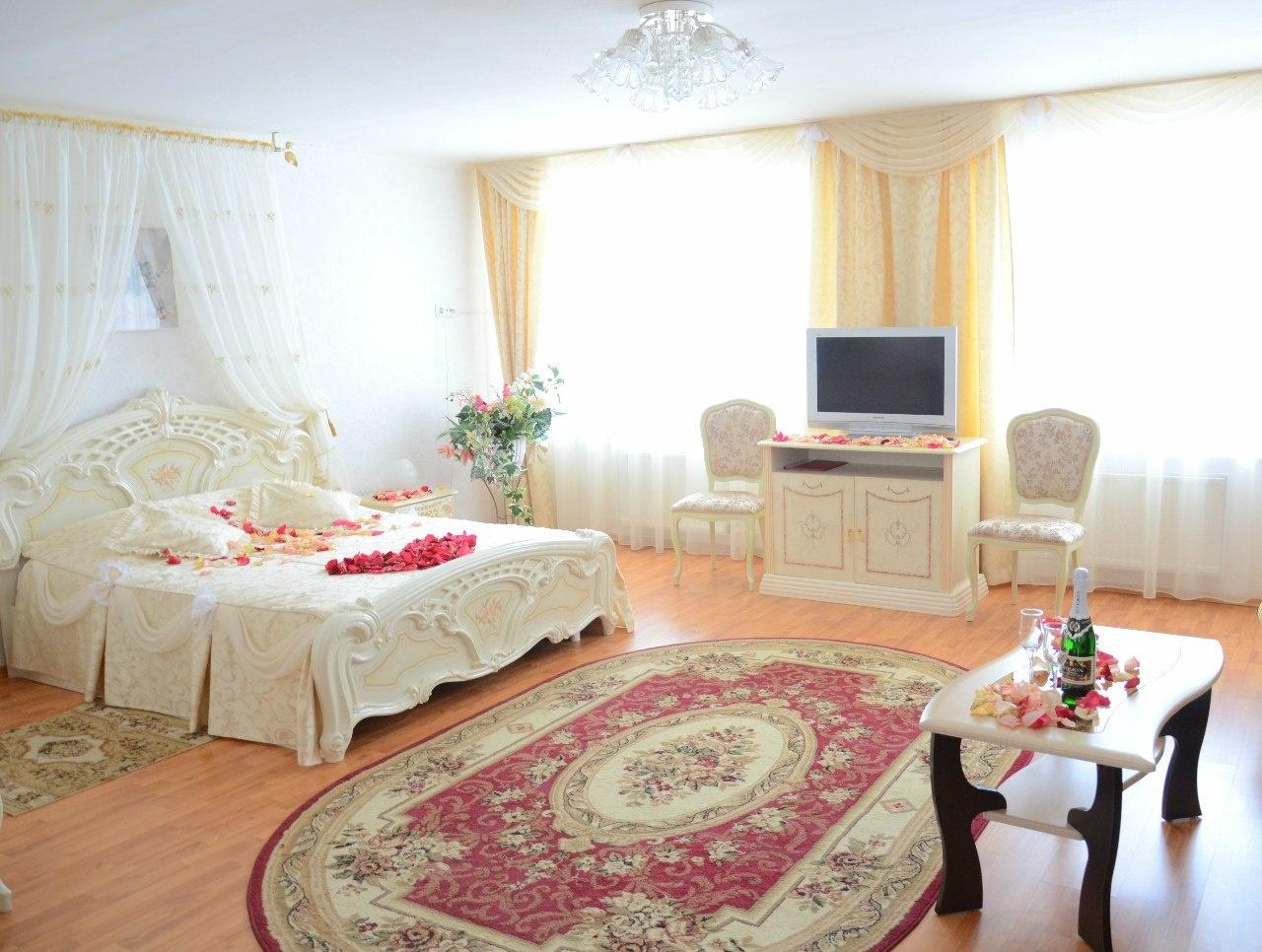 Парк-отель Олимп Московская область Свадебный дизайнерский люкс, фото 1