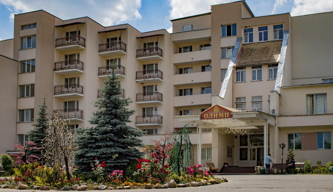 Парк-отель Олимп Московская область, фото 2