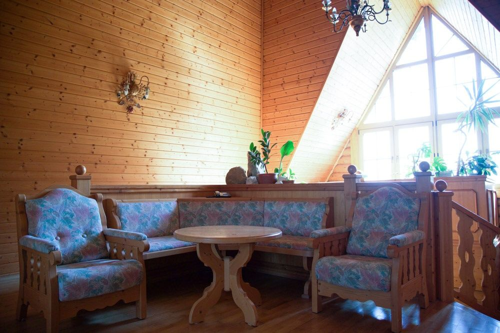 """Парк-отель """"Морозовка"""" Московская область """"Люкс"""" (гостевом дом), фото 9"""