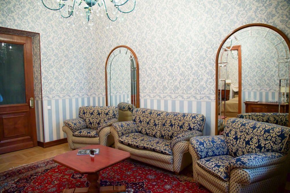 """Парк-отель """"Морозовка"""" Московская область """"Люкс"""", фото 3"""