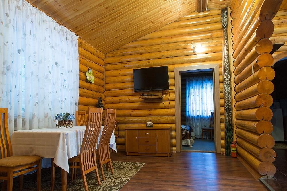 База отдыха «Березовая роща» Московская область VIP-дом, фото 3