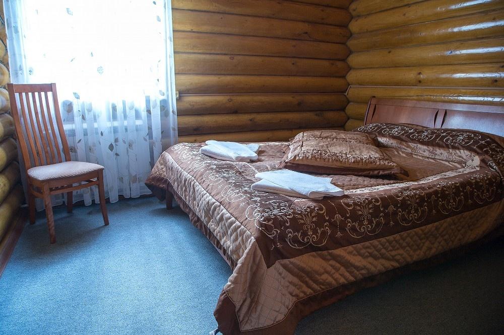 База отдыха «Березовая роща» Московская область VIP-дом, фото 1