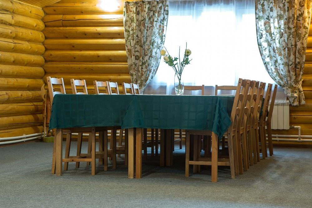 База отдыха «Березовая роща» Московская область Коттедж «Русская баня», фото 8