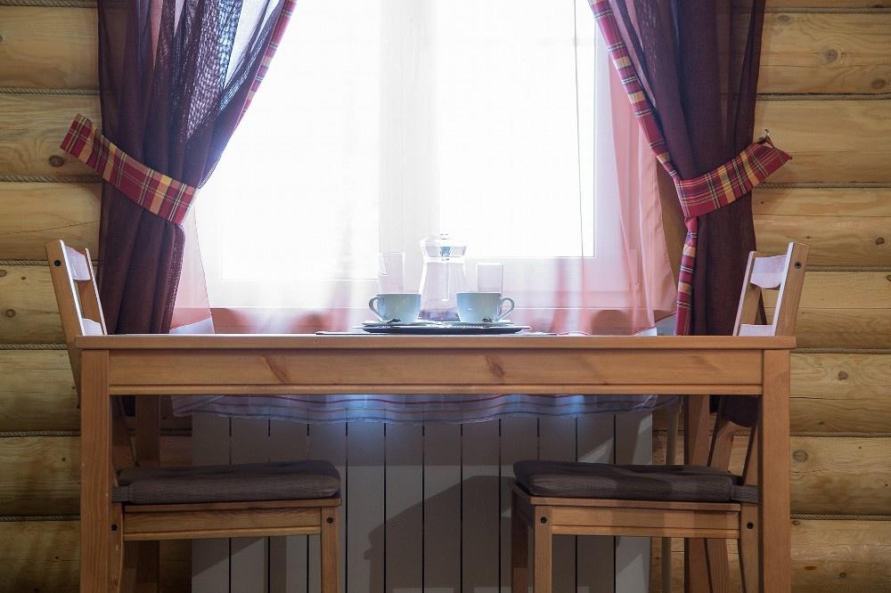 База отдыха «Березовая роща» Московская область Русский домик с сауной, фото 5