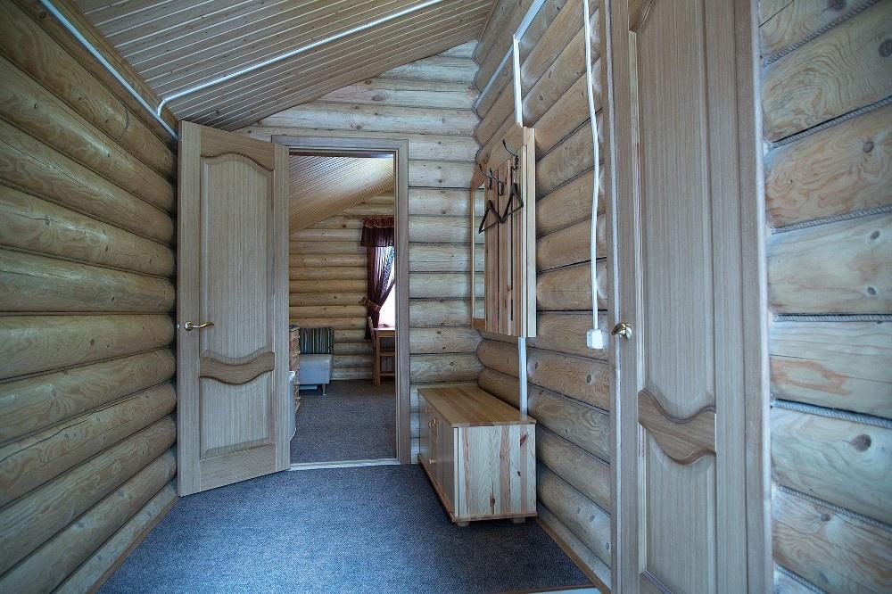 База отдыха «Березовая роща» Московская область Русский домик с сауной, фото 4