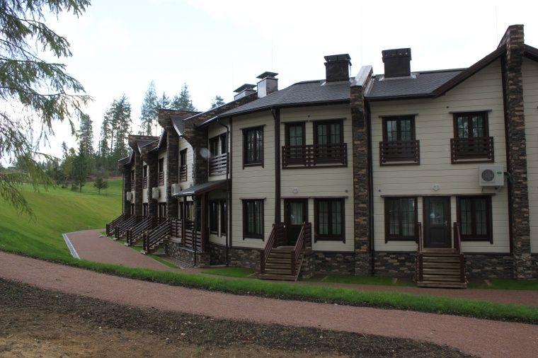 Горноклиматический курорт «Игора» Ленинградская область Апартаменты с двумя спальнями, фото 1