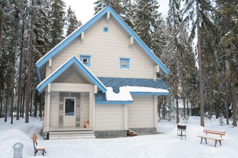 Горноклиматический курорт «Игора» Ленинградская область Коттедж с двумя спальнями, фото 1