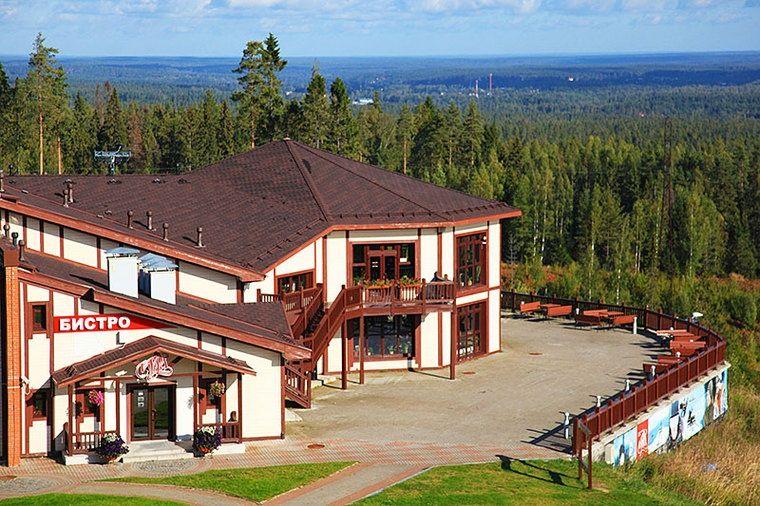 Горноклиматический курорт «Игора» Ленинградская область, фото 2
