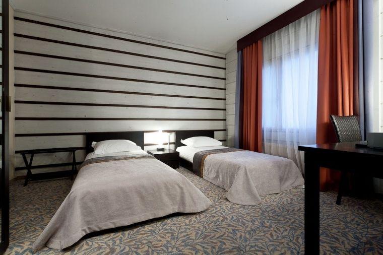 Горноклиматический курорт «Игора» Ленинградская область Коттедж с двумя спальнями, фото 5