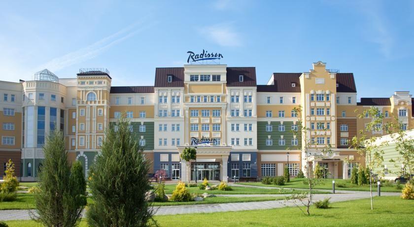 """Загородный отель """"Radisson & Residences Завидово"""" Тверская область, фото 1"""