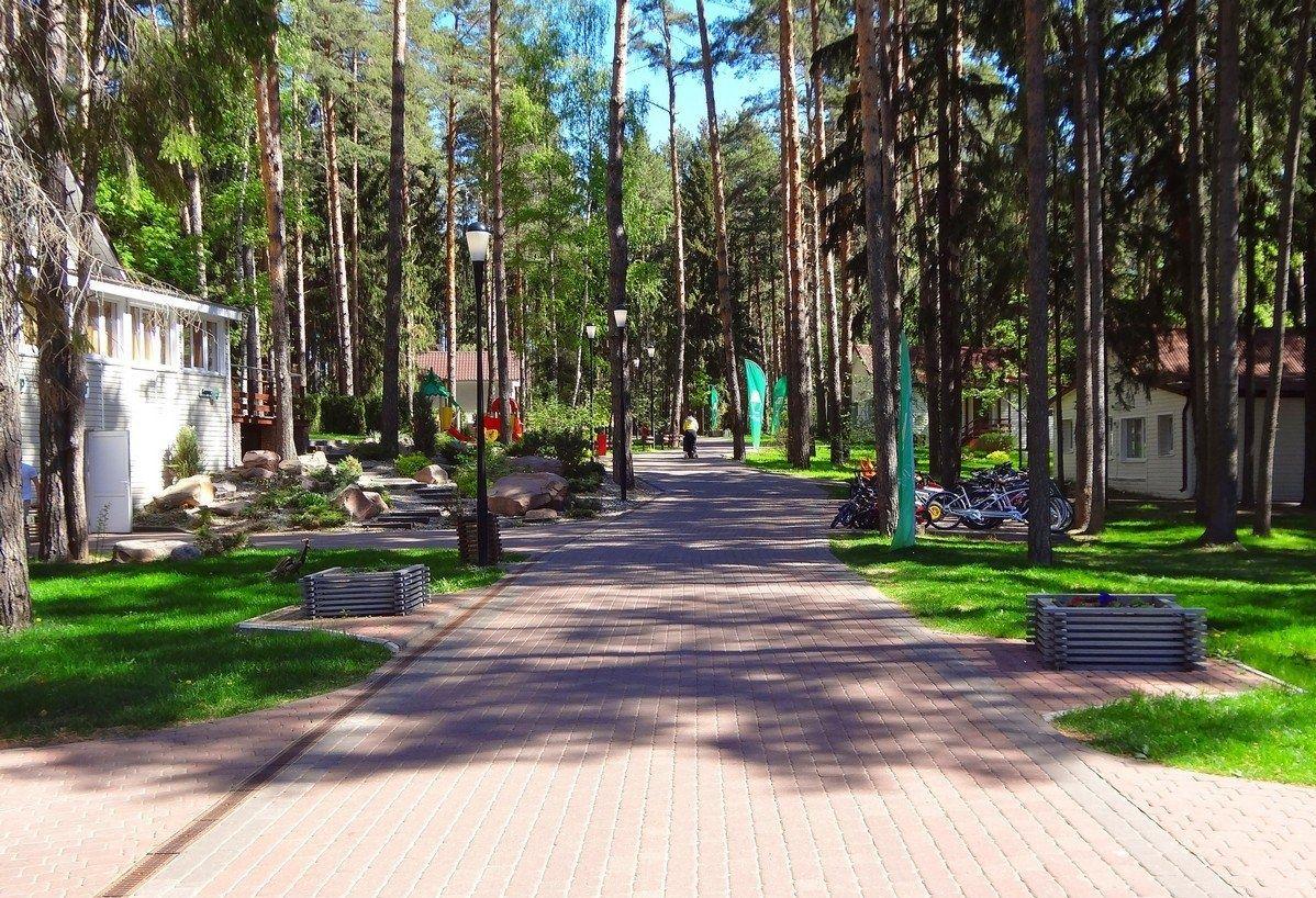 """База отдыха """"Изумрудное"""" Нижегородская область, фото 11"""