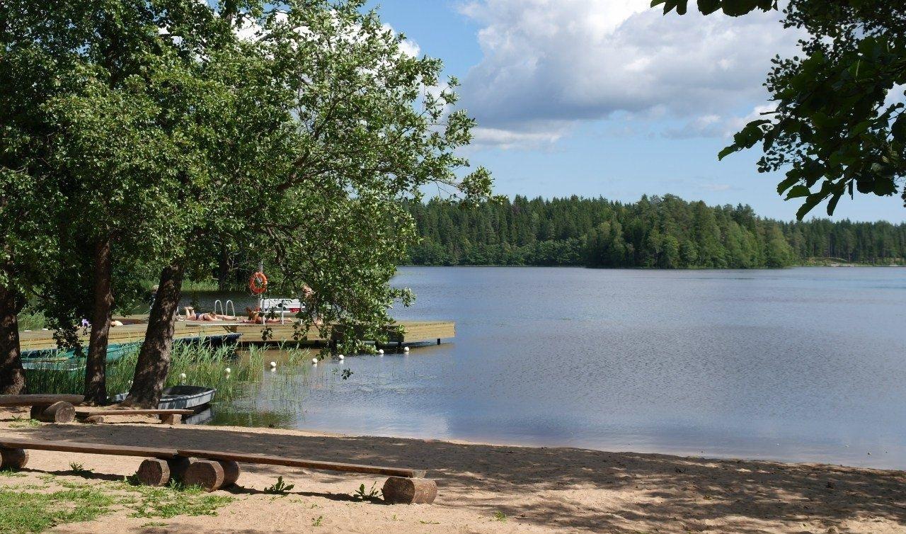 База отдыха «Лесные озёрки» Ленинградская область, фото 22