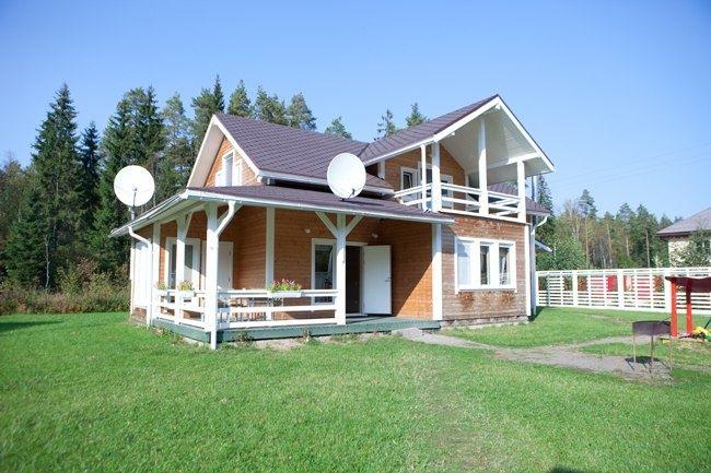 База отдыха «Лесные озёрки» Ленинградская область, фото 5