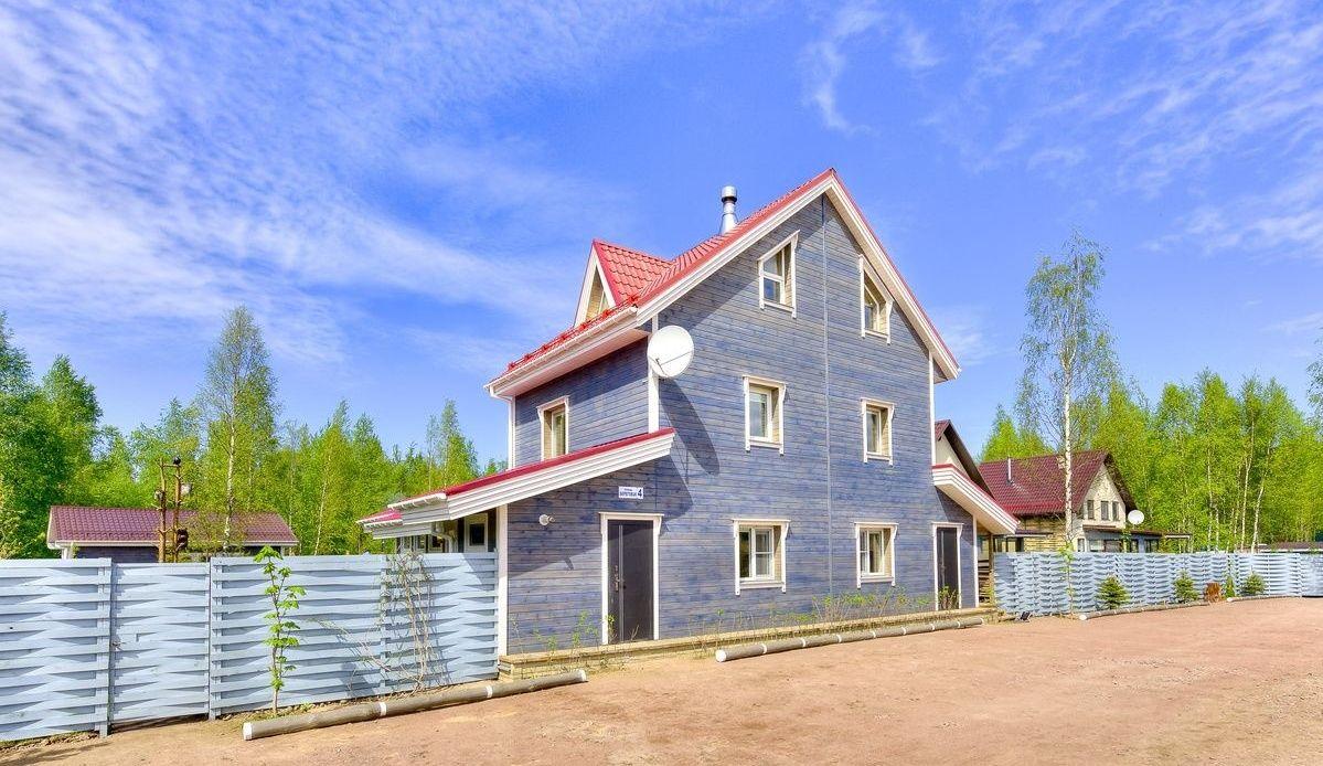 База отдыха «Лесные озёрки» Ленинградская область, фото 1