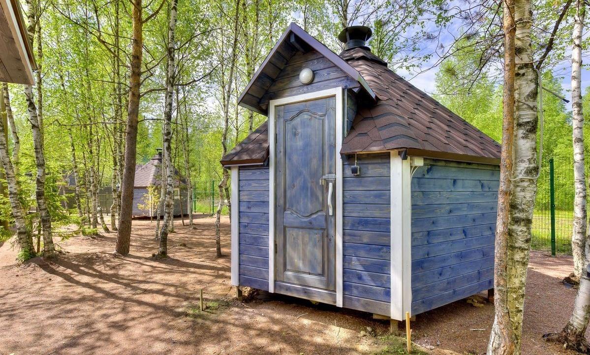 База отдыха «Лесные озёрки» Ленинградская область, фото 17