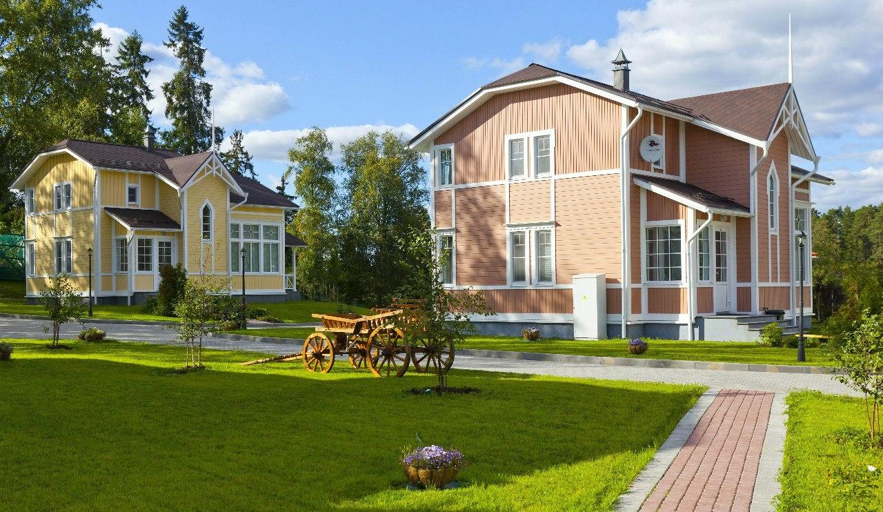 Гостиничный комплекс «Ладожская Усадьба» Республика Карелия, фото 1