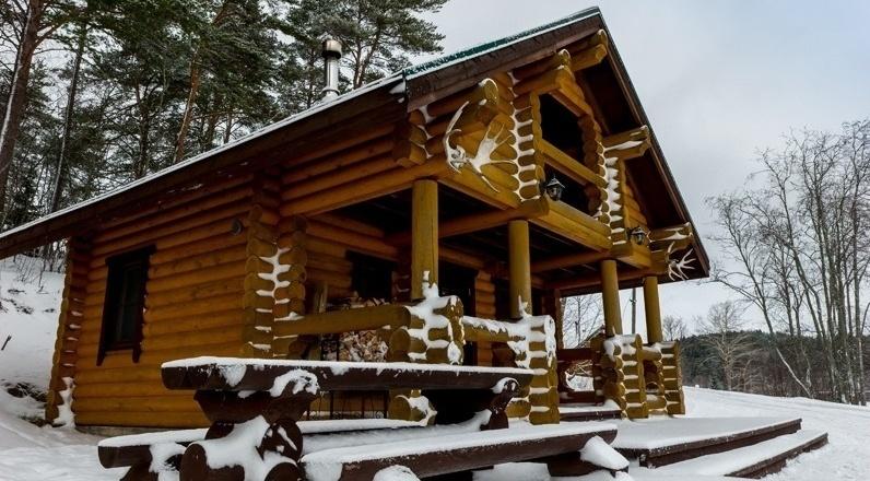 Загородный клуб «Ламберг» Республика Карелия Коттедж №8, фото 1
