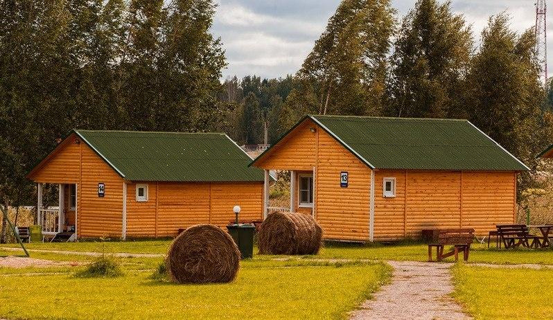 База отдыха «Подворье» Ленинградская область, фото 1
