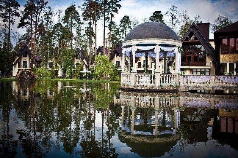 Загородный отель «Дворянское гнездо» Московская область, фото 8