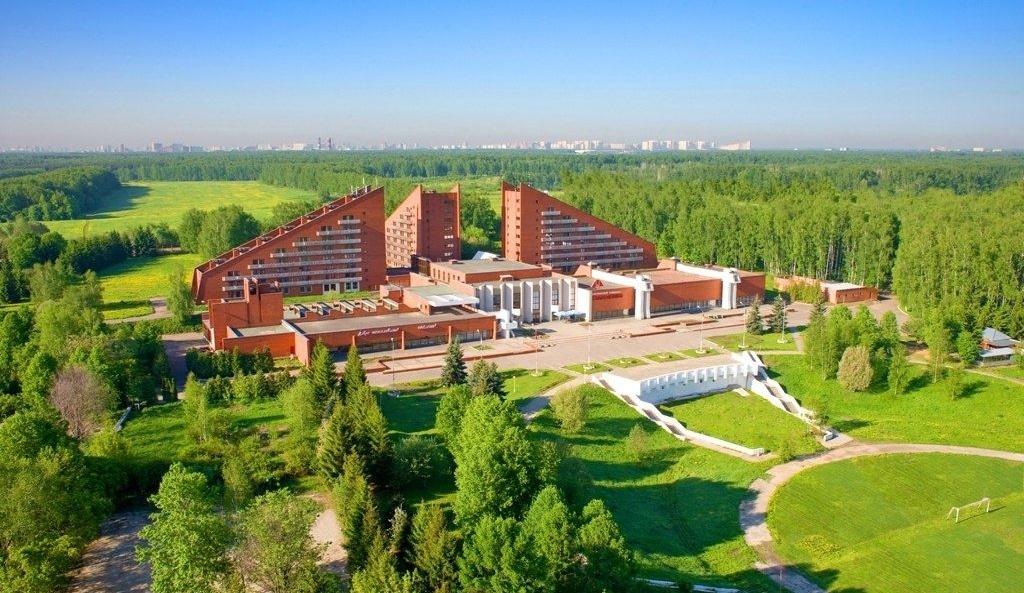 """Парк-отель """"Олимпиец"""" Московская область, фото 1"""