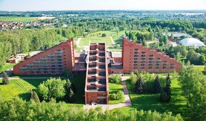 """Парк-отель """"Олимпиец"""" Московская область, фото 2"""