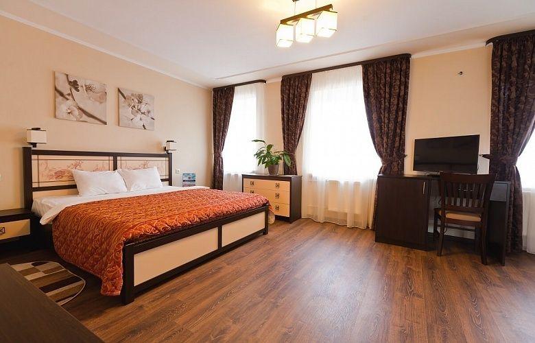 Отель «Диамант» Московская область Номер «Полулюкс» 2-местный, фото 1