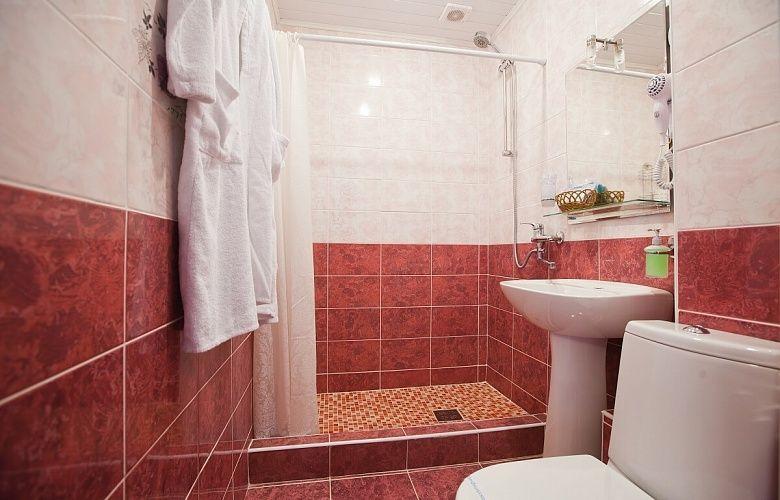 Отель «Диамант» Московская область Номер «Полулюкс» 2-местный, фото 7