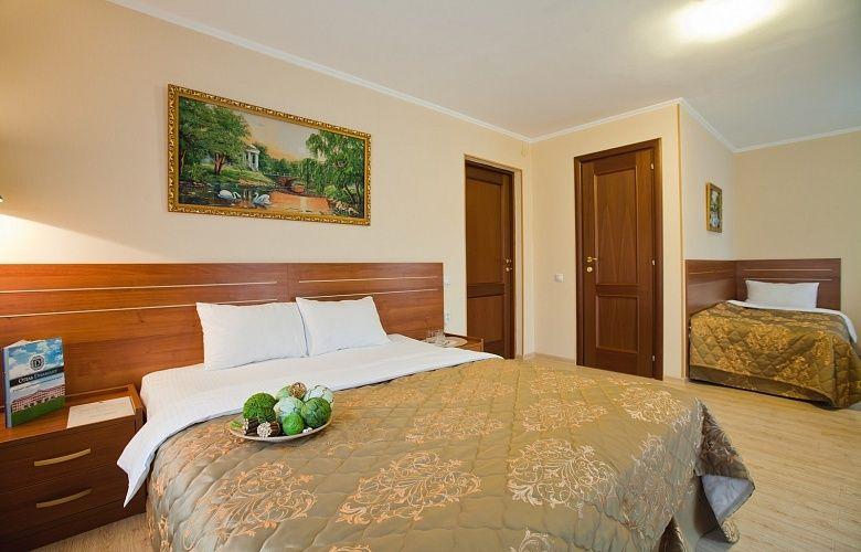 Отель «Диамант» Московская область Номер «Комфорт» 3-местный, фото 1
