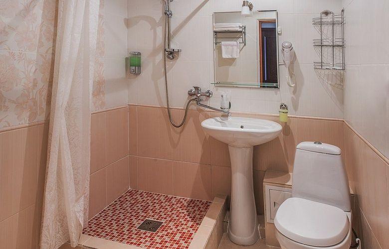 Отель «Диамант» Московская область Номер «Стандарт» 3-местный, фото 3