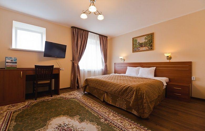 Отель «Диамант» Московская область Номер «Стандарт» 2-местный, фото 1
