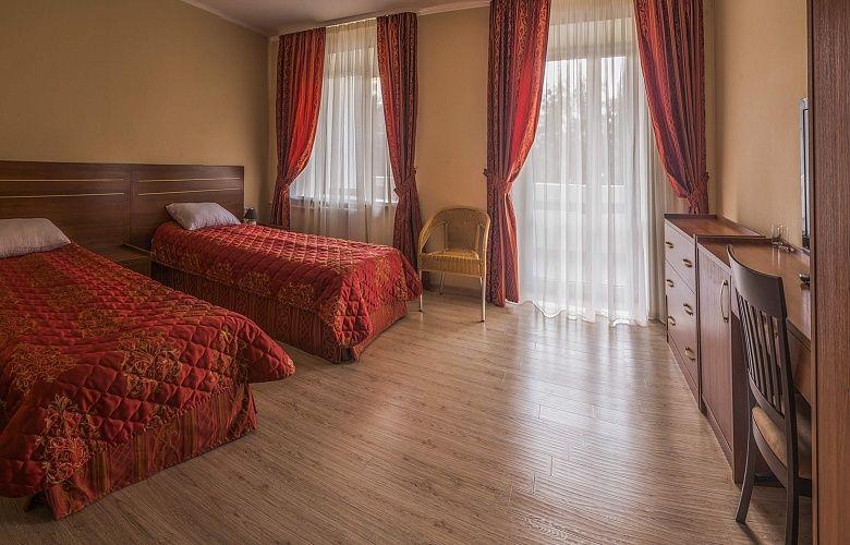 Отель «Диамант» Московская область Номер «Стандарт» 2-местный, фото 4