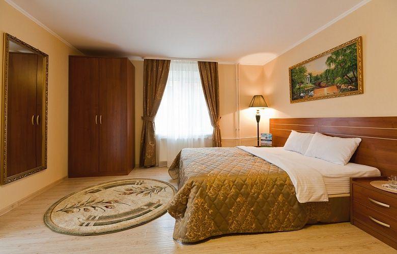 Отель «Диамант» Московская область Номер «Комфорт» 3-местный, фото 2