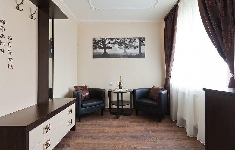 Отель «Диамант» Московская область Номер «Полулюкс» 2-местный, фото 5