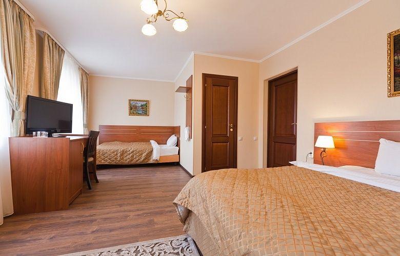 Отель «Диамант» Московская область Номер «Стандарт» 3-местный, фото 2