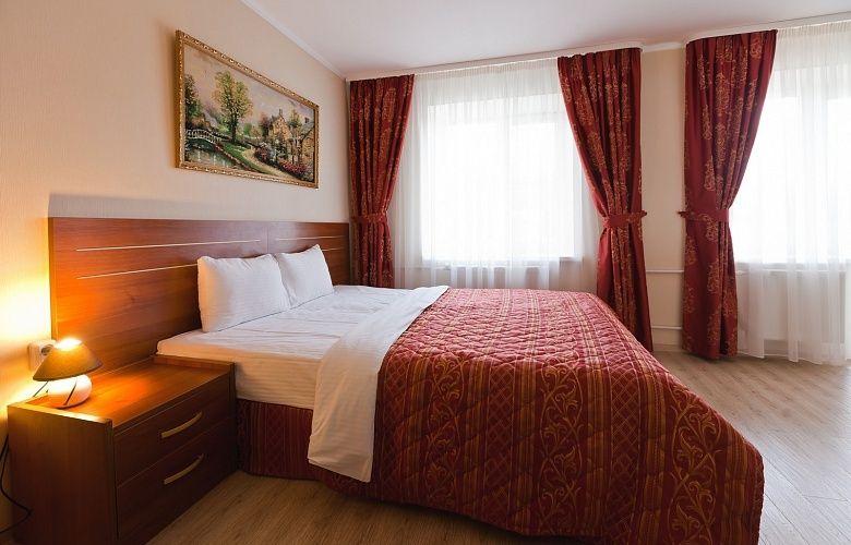 Отель «Диамант» Московская область Номер «Стандарт» 1-местный, фото 1