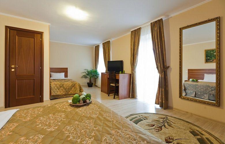 Отель «Диамант» Московская область Номер «Комфорт» 3-местный, фото 3
