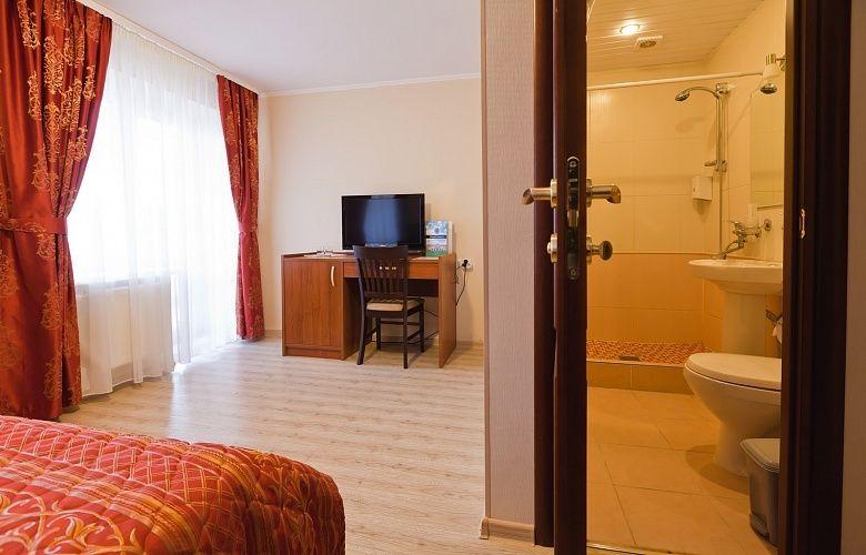 Отель «Диамант» Московская область Номер «Стандарт» 1-местный, фото 2