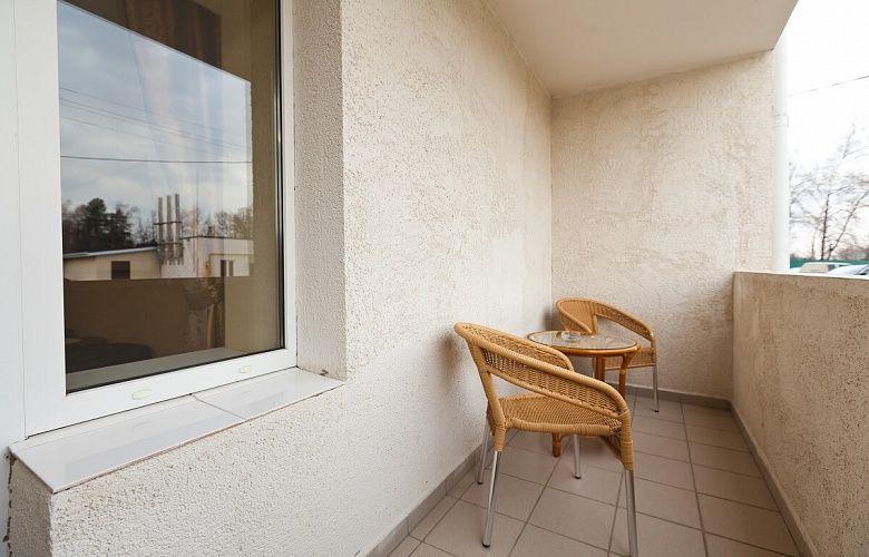 Отель «Диамант» Московская область Номер «Полулюкс» 2-местный, фото 6