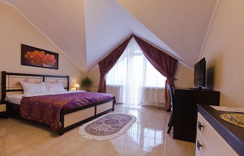 Отель «Диамант» Московская область Номер «Комфорт» 2-местный, фото 2