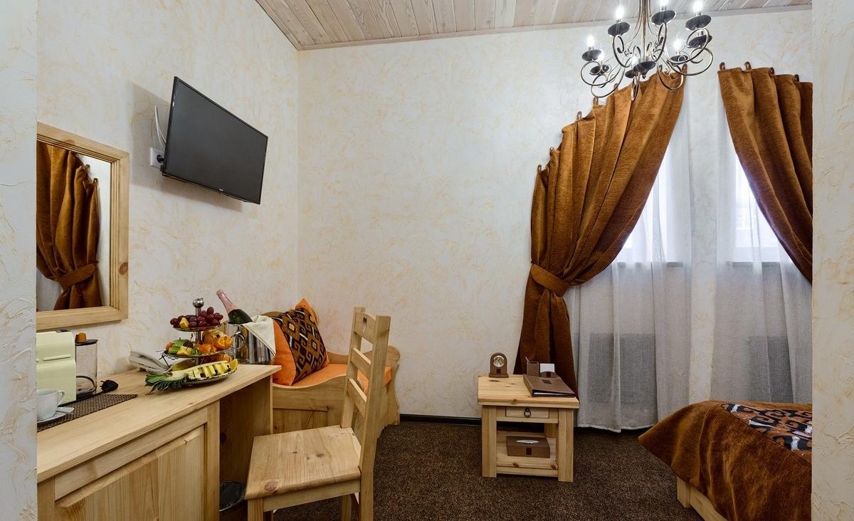 Загородный отель-клуб «Лачи» Московская область Single, фото 2