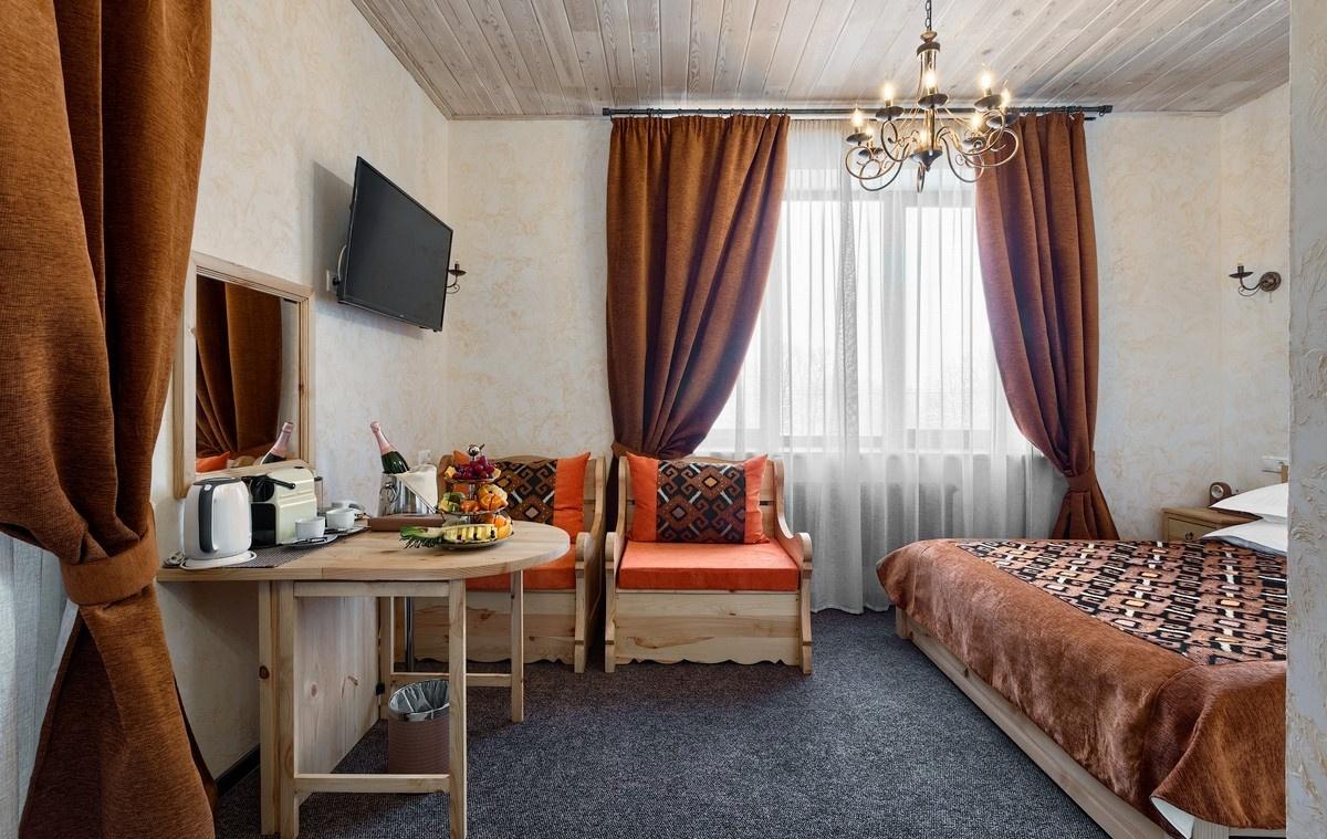 Загородный отель-клуб «Лачи» Московская область Coupe DBL, фото 2