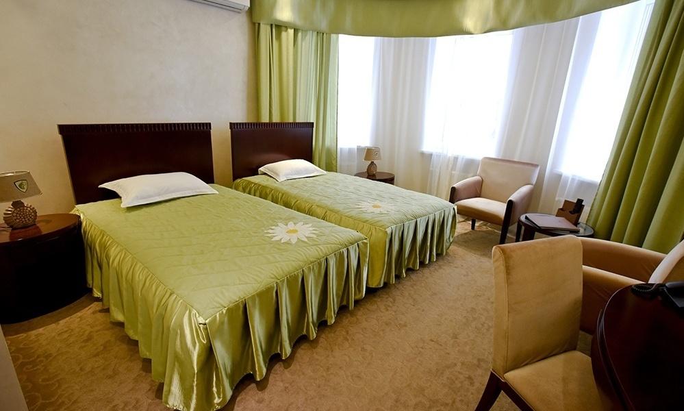 Загородный отель-клуб «Лачи» Московская область Flower Twin, фото 1