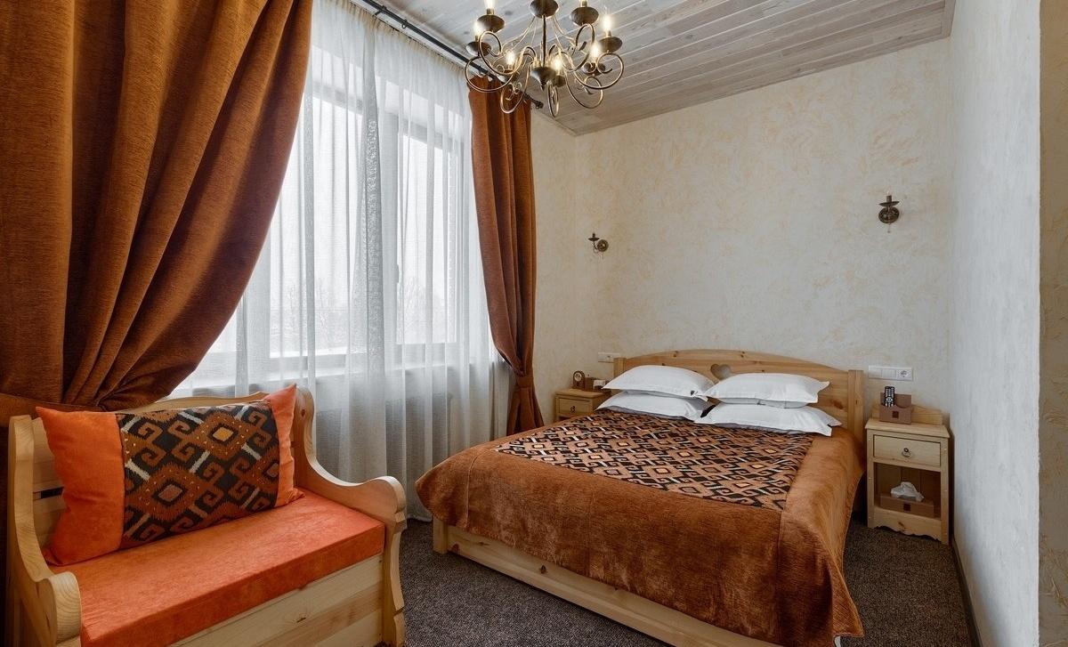 Загородный отель-клуб «Лачи» Московская область Coupe DBL, фото 1