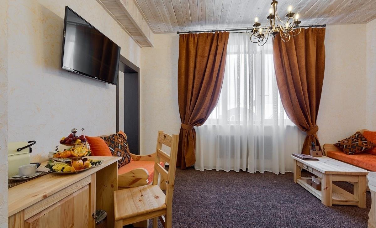 Загородный отель-клуб «Лачи» Московская область Coupe LUX, фото 4