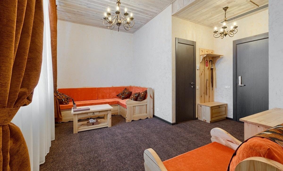 Загородный отель-клуб «Лачи» Московская область Coupe LUX, фото 3