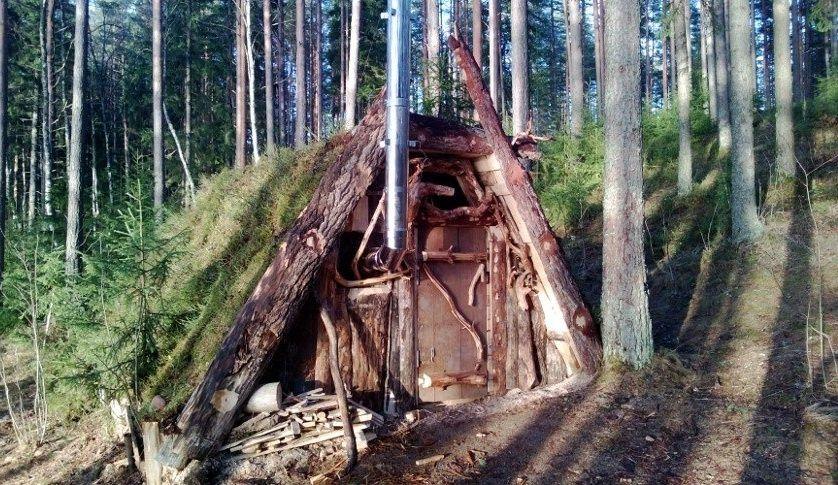 Эко-отель «Лес» Ленинградская область, фото 2