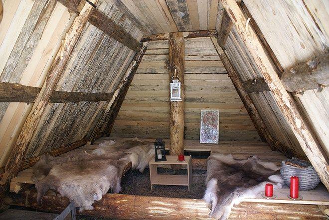 Эко-отель «Лес» Ленинградская область Шалаш «У Феди», фото 3