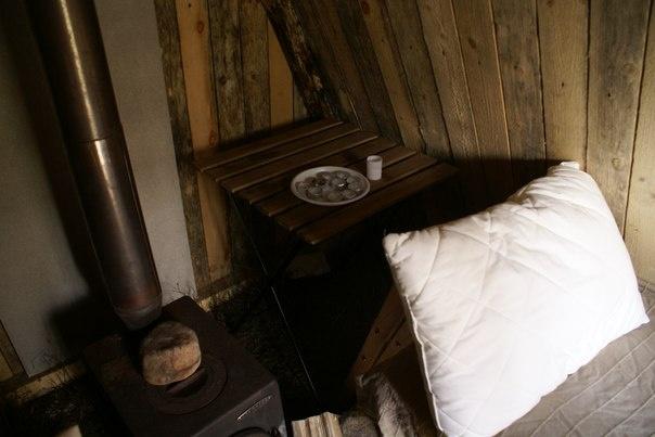 Эко-отель «Лес» Ленинградская область Шалаш «У Гриши», фото 3
